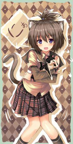 =^.^= catgirl