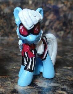 My Little Pony Friendship is Magic PHOTO FINISH custom blind bag g4