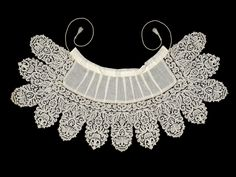 Ready to wear (1640s style): Collars and Falling Bands