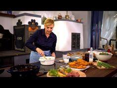 Spenótfőzelék rántott csirkével - Borbás Marcsi szakácskönyve (2019.05.26.) - YouTube Lidl, Youtube, Cooking, Food, Kitchen, Essen, Meals, Youtubers, Yemek