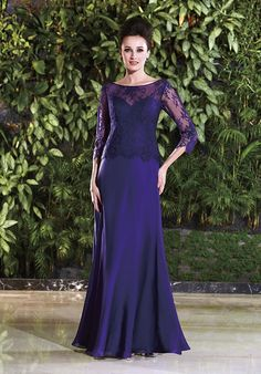 Jade Couture K168017 Mother Of The Bride Dress - The Knot