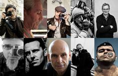 The 10 most Influential Active Street Photographers