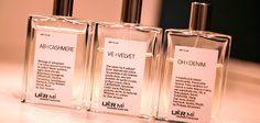 Découvrir les belles matières. Le touché, la vue mais également la #fragrance . Contemplez la matière à travers vos sens et partez à la découverte de nouvelles sensations #parfum signé #UERMI un peu de #cachemire de #velours et de #denim  #CCS  http://www.cachemirecotonsoie.com