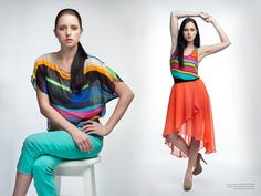 Fashion - Bright shades Fashion Catalogue, Open Window, Fashion Shoot, Modeling Portfolio, Hair Beauty, Van, Health Tips, Photography, Shades