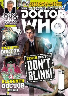 Doctor Who Titan Comic UK Issue 8