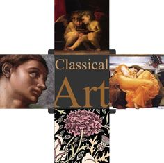 Classical Collage Art