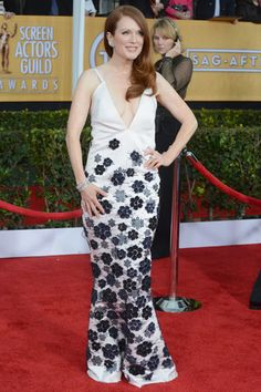 SAG Awards 2013: The Best of the Red Carpet