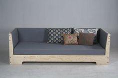 Plywood Sofa by Piet Hein Eek — Boston