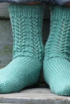 Sweet & Simple Sock - Knitting Patterns and Crochet Patterns from KnitPicks.com