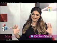 Diana y Nikauly hablan de la mujeres mas sobre saliente de RD y El Mundo @DianaFilpo @arribaconikauly #Video - Cachicha.com