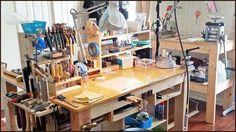 jewelry studio organization