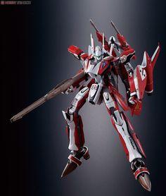 DX Chogokin: Macross Frontier: YF-29 Durandal Valkyrie (Saotome Alto Custom)