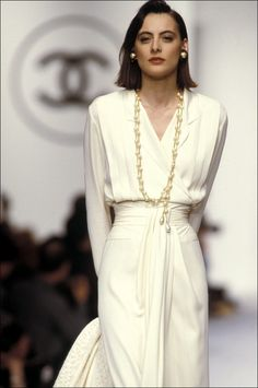 Chanel automne-hiver 1988-1989