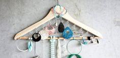 10 DIY Jewelry Storage Ideas