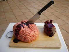 Another brain cake!