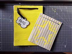Block notes fai da te #diy #crafts http://paperproject.it/rubriche/diy/roro-cosedicarta/block-notes-fai-da-te/