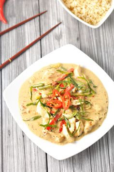 Panang Curry - a Thai favourite that will leave you wanting more!