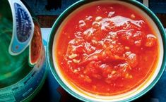 From nutty sesame and smoky guajillo to simple pico de gallo, these salsas will perk up any taco night. Get the recipes. Jalapeno Salsa, Roasted Jalapeno, Tomato Salsa Recipe, Cilantro Recipes, Eastern Cuisine, Middle Eastern Recipes, Game Day Food, Roasted Tomatoes, International Recipes