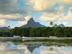 Mauritius - this a lovely island. The weather is pleasant (not too overwhelming!) and is culturally very interesting. Locals speak French Creole and have some great cuisine with influences from Asia, Africa and Europe. Definitely missing them Mauritian curries!
