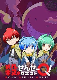 Koro-sensei Quest! 01-02 VOSTFR | Animes-Mangas-DDL