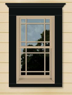 Ply Gem Windows Pro Series Vinyl Plaza Or Prairie
