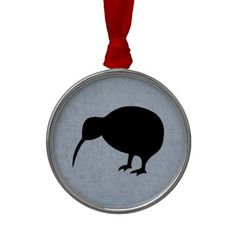 Shop Kiwi Metal Ornament created by kiwianashop. Holiday Gifts, Holiday Decor, Family Memories, Kiwi, Silver Color, Notes, Christmas Ornaments, Metal, Prints