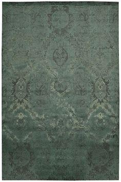 "Viscose & Wool ""Nightfall"" $2000 Nourison Nightfall NGT-01 Rugs | Rugs Direct"