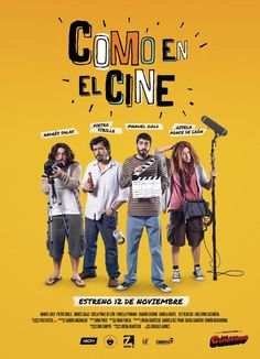 Como en el cine (Just Like in the Movies) (2015)
