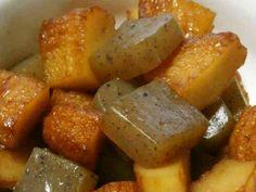 お弁当に~さつま揚げとこんにゃくの甘辛煮の画像