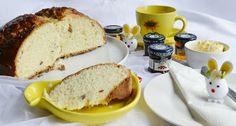 """""""Velkonocny Mazanec"""" - Easter Bread .. chute a vône mojej kuchyne...:"""