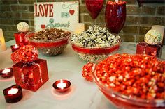 Gourmet Popcorn Bars For Your Wedding Or Celebration   Elegant Popcorn Bars with Gourmet Hand Crafted Popcorn to Celebrate Any Occasion.