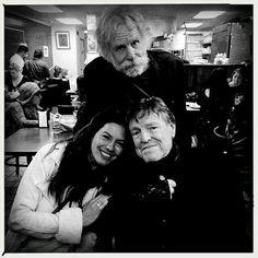 Natasha & Bob Weir and John Perry Barlow John Perry Barlow, Sean Lennon, Dead Pictures, Bob Weir, Allman Brothers, Forever Grateful, Past Life, Yoko, Grateful Dead