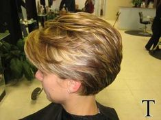 Best Short Layered Haircuts for Women - The UnderCutYou can find Undercut and more on our website.Best Short Layered Haircuts for Women - The UnderCut Stylish Short Haircuts, Short Layered Haircuts, Best Short Haircuts, Short Bob Hairstyles, Black Hairstyles, Short Wedge Haircut, Girl Hairstyles, Stacked Hairstyles, Pretty Hairstyles