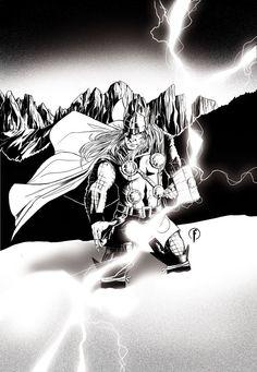 Thor - Riccardo Fasoli