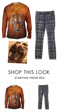 """""""Home sets sara"""" by saradahhan ❤ liked on Polyvore featuring Tory Burch, men's fashion and menswear"""