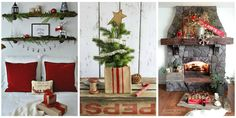 These sparkling, festive crafts are guaranteed to make your home merrier.