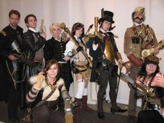 Steampunk Costume Week