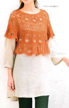 Crochet Sweaters: Crochet Sweater Pattern Free                                                                                                                                                                                 More
