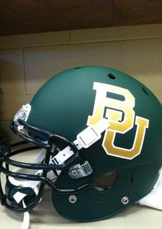 New Baylor Bears Football Uniforms - Helmet