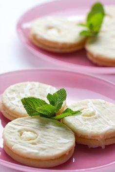 Meyer Lemon Sandwich Cookies | via @April Cochran-Smith Cochran-Smith Cochran-Smith