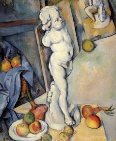 Cezanne, Still Life with Plaster Cupid