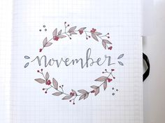 """a-healthy-student: """"Generic monthly cover page """""""