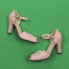 Be the darling of your next party in the rose pink Re-Mix Stella Heel (sizes 6-10, $229)!