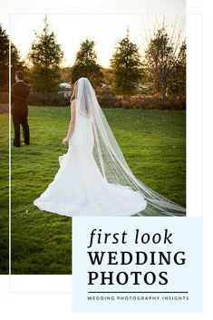 On the fence about doing a First Look on your wedding day?