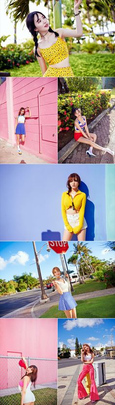 #AOA #GOODLUCK #Album #NewSong #ConceptPhoto #Kpop Korean Wave, News Songs, Promotion, Waves, Concept, Kpop, Album, History, Music
