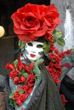 Photograph red rose carnevale by terry vick on 500px
