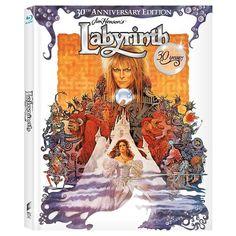 Labyrinth (Blu-ray) : Target