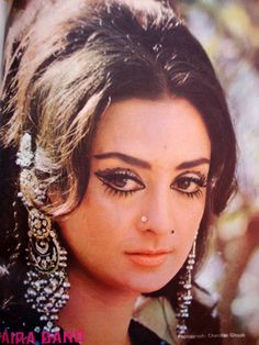 Saira Banu, also known as Saira Bano,---- is an Indian Bollywood actress and the…