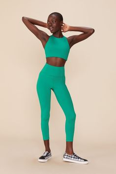 Don't make waste, wear it. Girlfriend Collective makes activewear out of recycled materials because trash looks better on you than it does polluting the planet. Body Reference Poses, Pose Reference Photo, Female Reference, Ab Workout At Home, At Home Workouts, Ab Workouts, Fashion Model Poses, Anatomy Poses, Figure Poses