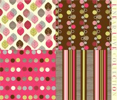 linear love collection fabric by amel24 on Spoonflower - custom fabric  Adorable!!!! Maybe for a nursery in the future?!